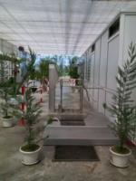 foto-realizzazione-corridoio-igienizzante-pulizia-suole-mani