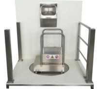 roltik-stazione-igiene-uscita-al reparto-ergonomico-posizione-corretta