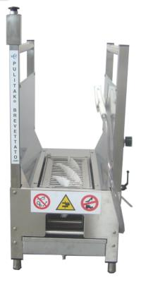 Lavastivali pneumatico sanificazione con idrospazzola 900 PA