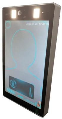 termoscanner per rilevazione temperatura e mascherina controllo accessi
